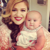 Forr�s: Instagram/Kelly Clarkson, Ciara, Rebeca Ferguson
