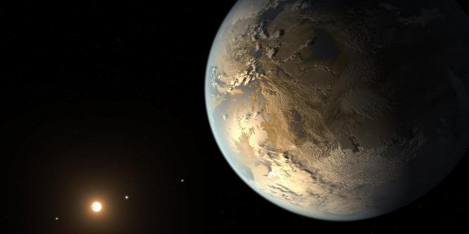 Néhány évtizeden belül megtalálhatjuk a Földön kívüli életet