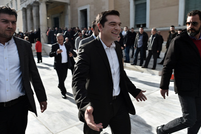 Forr�s: AFP/Aris Messinis
