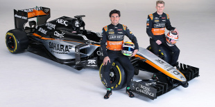 Forr�s: Sahara Force India/James Moy Photography