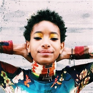 Forr�s: Instagram/ Willow Smith