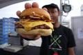 A Shake hamburger az �j sl�ger