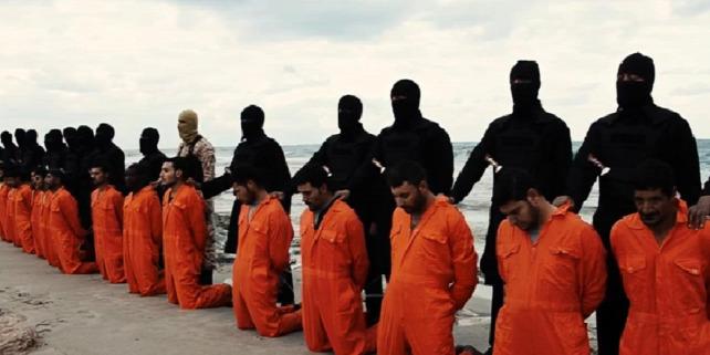 Forrás: ISIS propaganda video