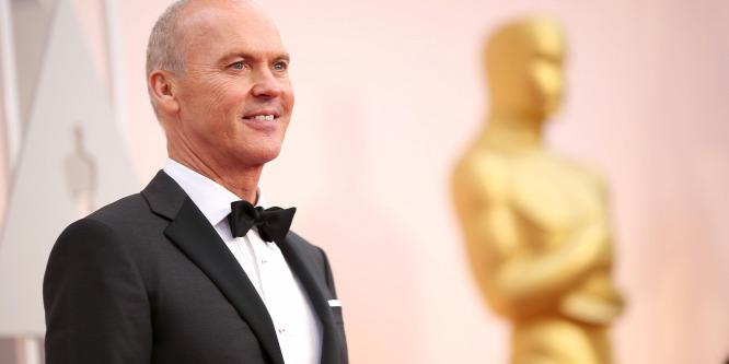 Az Oscar-gála legszomorúbb pillanata a szobor nélkül maradt Michael Keaton – videó