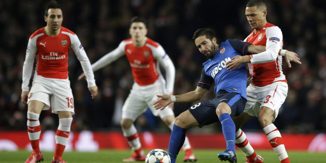 Londonban sokkolta az Arsenalt a Monaco