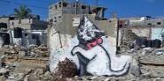 Forr�s: Banksy