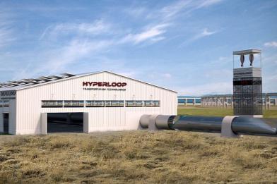 Forr�s: Hyperloop Transportation Technologies