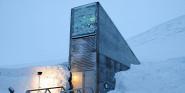 Forr�s: Svalbard Global Seed Vault/Mari Tefre