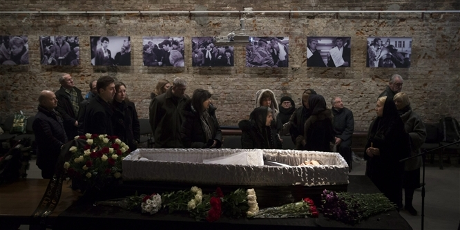 Végs� búcsút vettek Nyemcovtól