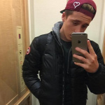 Forr�s: Facebook/ Brooklyn Beckham