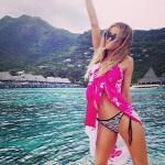 Forr�s: Instagram/ Carmen Electra