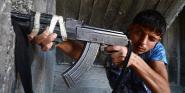 Forr�s: AFP/Louai Abo al-Jod