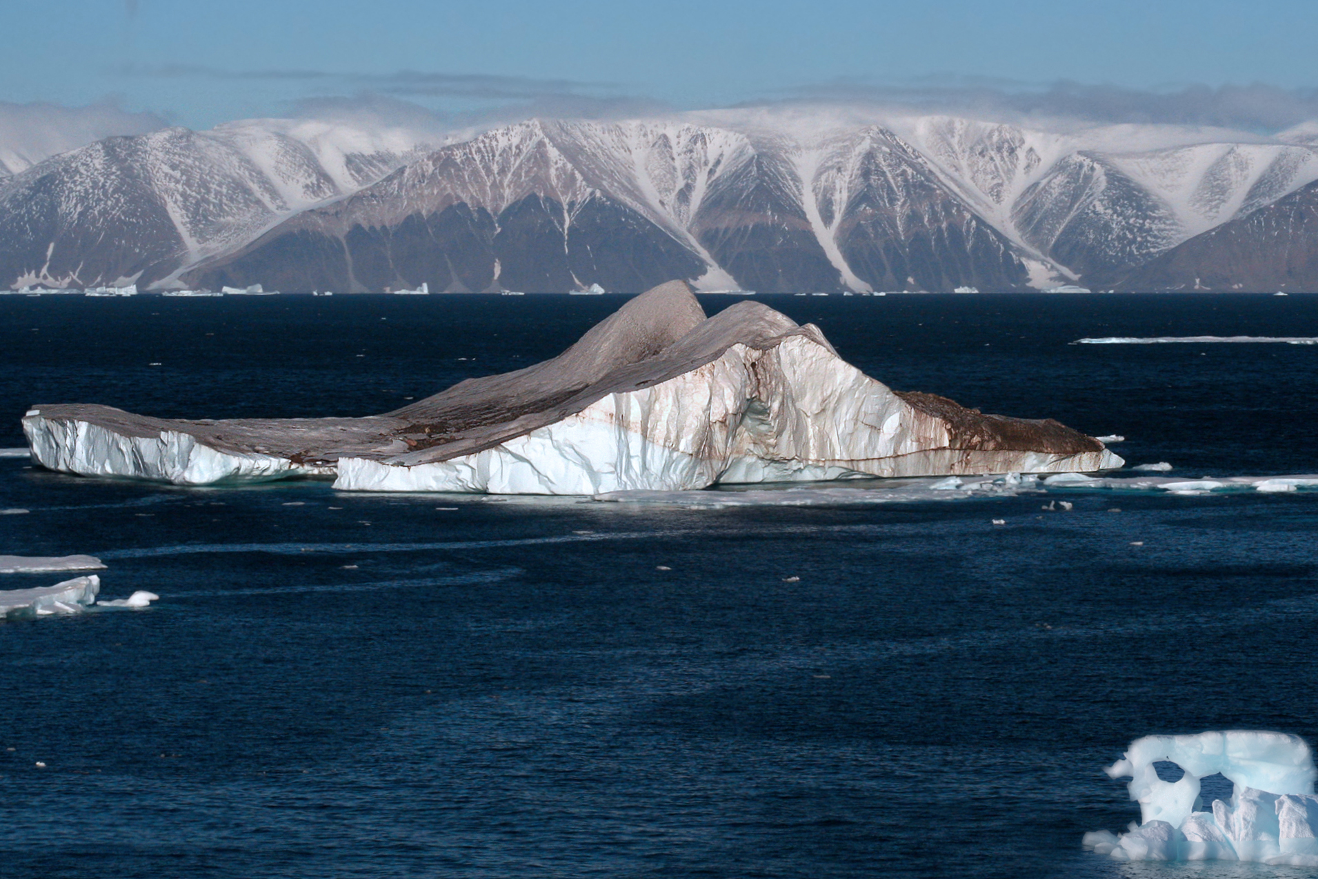 A hűvös augusztus féken tartotta az északi-sarki jég olvadását