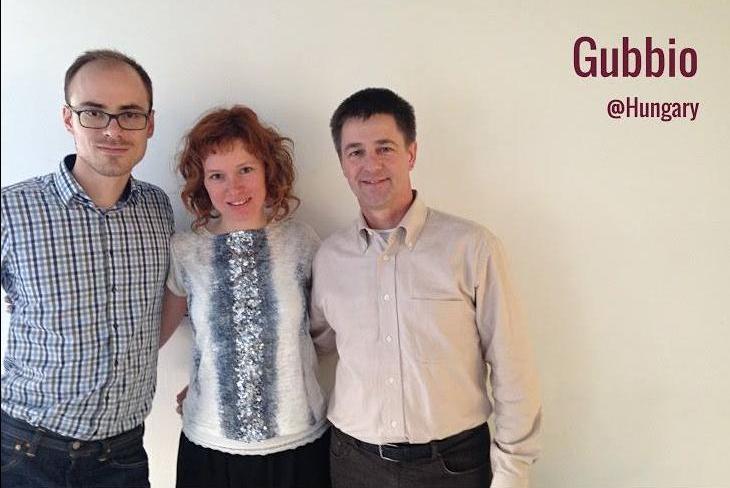 Gubbio lett közép Európa legjobb női startupja