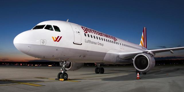 Forr�s: Germanwings