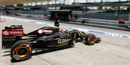 Forr�s: Lotus F1 Team