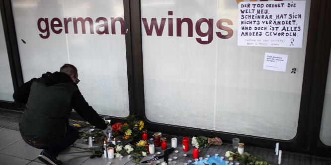 Megható levéllel köszönték meg az utat egy Germanwings-pilótának