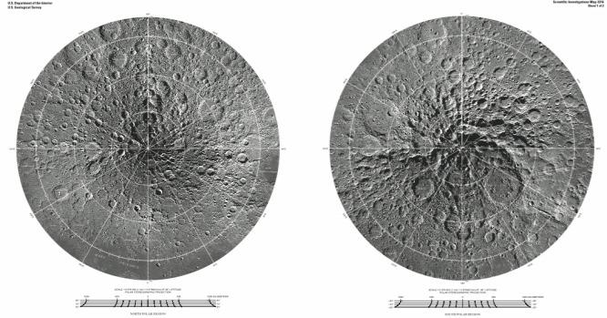 hold térkép Csodaszép térképek készültek a Holdról hold térkép