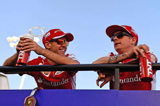 Webber: A Ferrarinál nem a pilótákkal van baj
