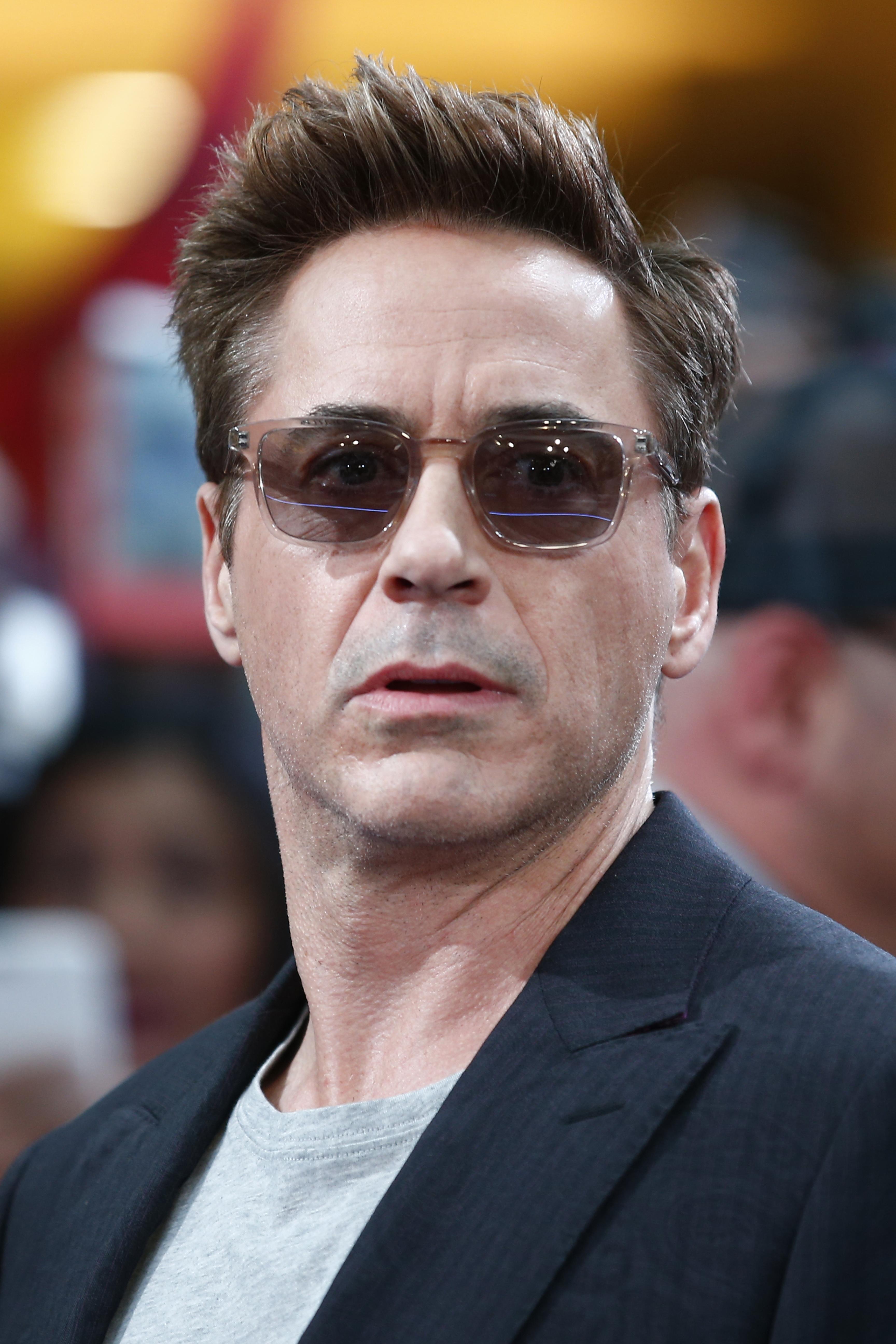 Robert Downey Jr. megmutatta kislányát Robert Downey