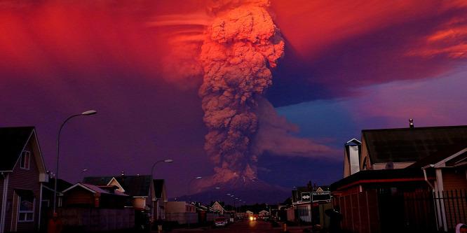 A vulkánok világát mutatják be ma a felfedezők napján