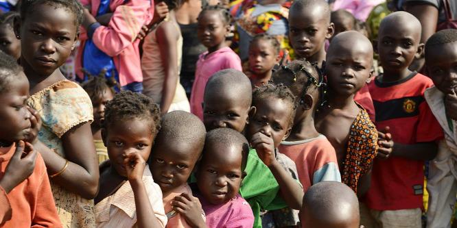 A második világháború óta nem volt ekkora humanitárius válság