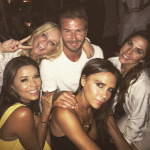 Forr�s: Instagram/David Beckham