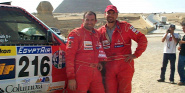 Forr�s: Opel Dakar Team