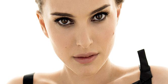 Melltartó nélkül mászkált Natalie Portman