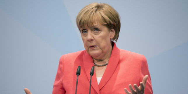 Merkel elgáncsolta az eurót