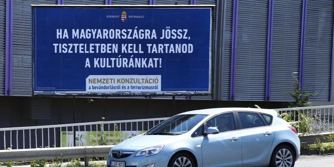 Ezért mehettek neki Orbánék a bevándorlóknak