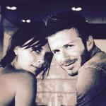 Forr�s: Instagram/David Beckham