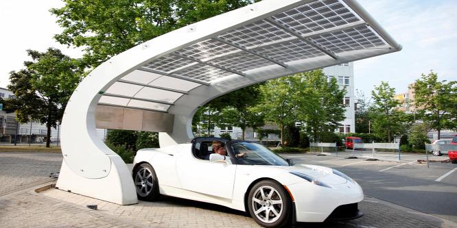 Többletenergiát termel a jöv� autója