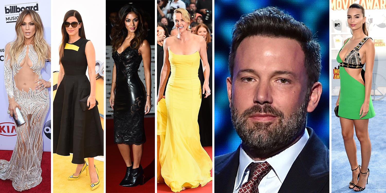 5 nő, akivel vigasztalódhatna Ben Affleck a válása után