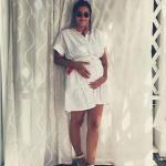 Forr�s: Instagram/ Alanna Masterson
