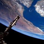 Forr�s: MTI/EPA/NASA/Samantha Cristoforetti
