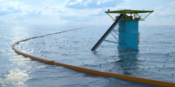 Felszámolják a csendes-óceáni szemétszigetet
