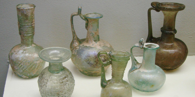 Forr�s: wikipedia.org/wiki/Roman_glass