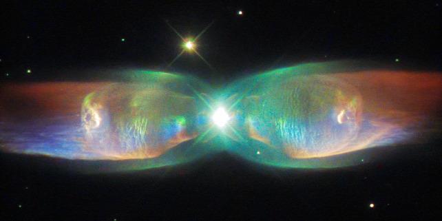 Forr�s: ESA/Hubble & NASA