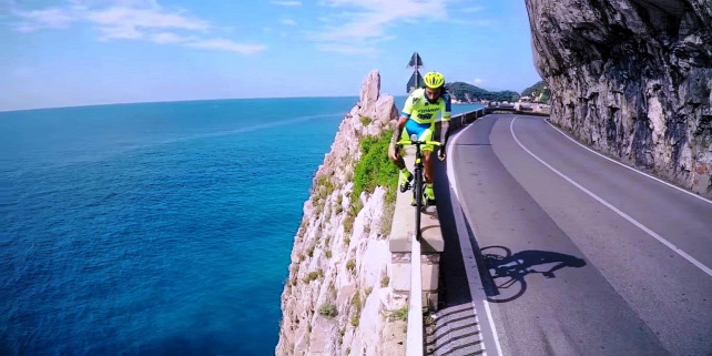 Forr�s: Youtube/Global Cycling Network