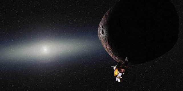Forr�s: NASA/JHUAPL/SwRI/Alex Parker