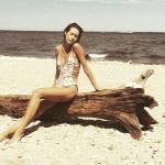 Forr�s: Instagram/Genevieve Barker