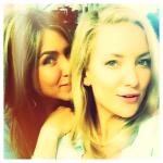 Forr�s: Instagram/katehudson
