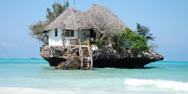 Forr�s: The Rock Restaurant Zanzibar