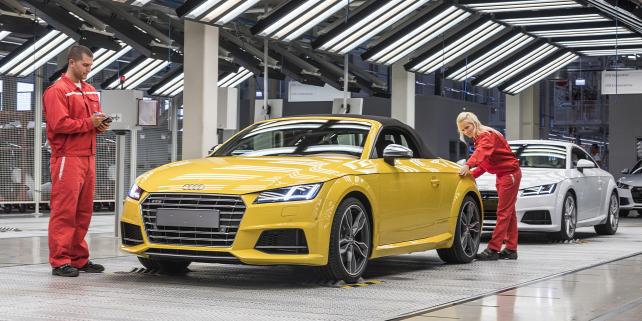 Forr�s: Audi