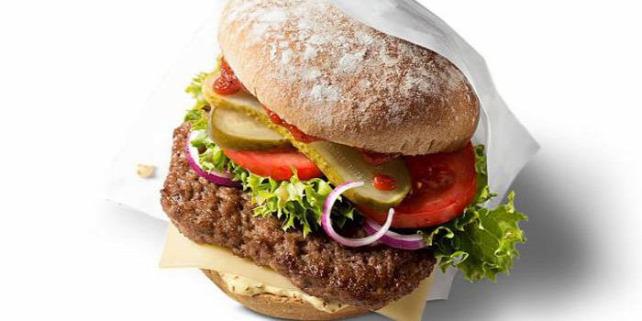 Forr�s: McDonald's