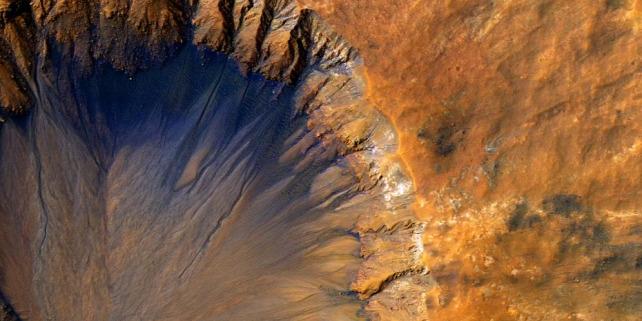 Forr�s: NASA/JPL/University of Arizona