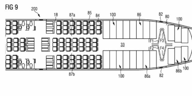 Forr�s: USPTO/Airbus