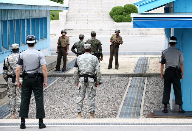 Pénteken, a demarkációs vonalon találkozik a két koreai veztő