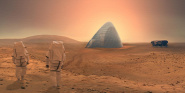 Forr�s: Mars Ice House